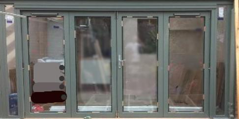 ALUMINIUM BIFOLD DOOR PRICE, COST OF BIFOLDDS, QUOTE FOR BIFOLD DOORS