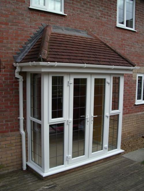 PVCU PORCH FLEET, CAMBERLEY TRIPLE GLAZING FLEET