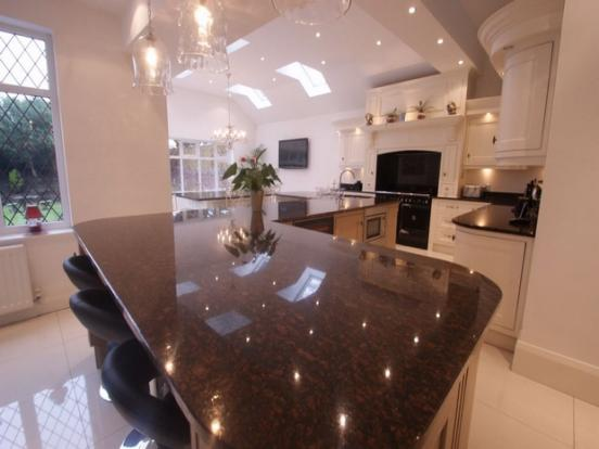 kitchen with velux, home extension, Fleet Farnham, Woodley, Camberley, Marlow, Reading