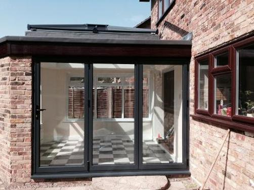 garage conversion, convert garage, granny annexe, fleet, church crookham, woodley, winnersh, wokingham, ammersham, marlow