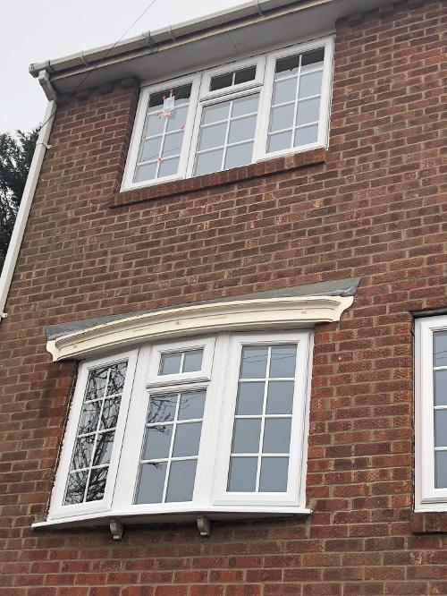 DOUBLE GLAZING, FLEET WINDOWS, HART WINDOWS, GEORGIAN WINDOWS, WHITE PVC WINDOW,