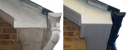 FASCIAS AND SOFFITS, ROOFLINE