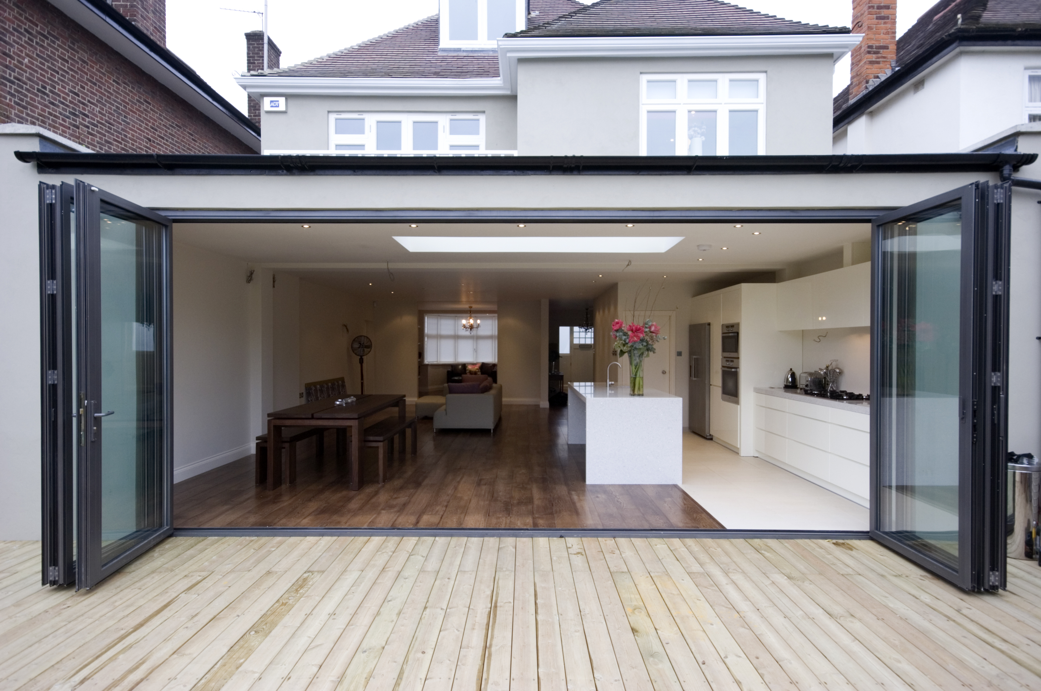 What Does An Extension Cost Walkway Canopies Car Ports